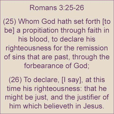 Forbearance bible study